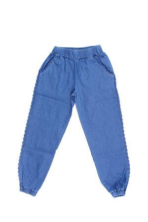Pantalone jogging effetto denim LILI GAUFRETTE | 5032272 | 5L2200645
