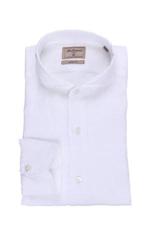 Camicia in lino MATTEUCCI 1939 | 5032279 | BW164L00045001