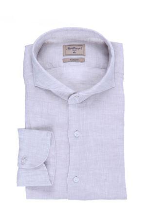 Camicia in lino MATTEUCCI 1939 | 5032279 | BW164L00045010