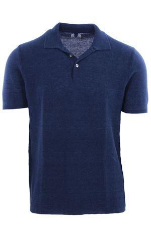 Polo maglia in lino e cotone MC LAUREN | 2 | CM610P13GUNNY45