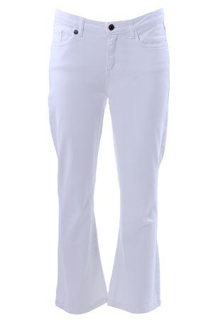 Jeans capri in bull di cotone MERCI | 24 | JENW18140UNICO