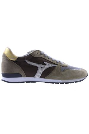 Sneaker etamin in canvas e camoscio MIZUNO | 20000049 | D1GB174431
