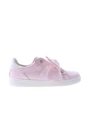 Slep on in pelle MOA | 20000049 | MJ90MJ90PINK