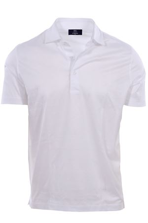 Polo collo camicia in filo di scozia N&L | 2 | 6010374061001