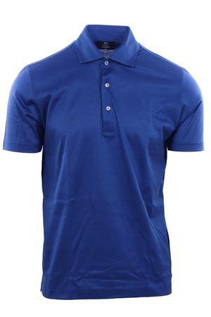 Polo collo camicia in filo di scozia N&L | 2 | 6010374061570