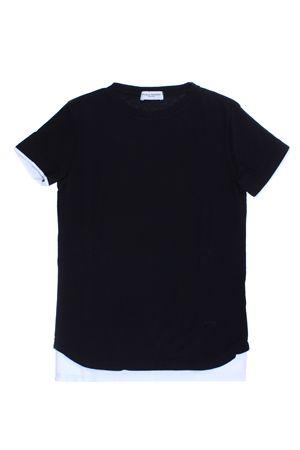 T-shirt manica corta in cotone PAOLO PECORA | 8 | PP1301NERO