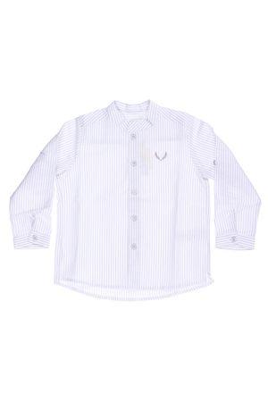 Camicia manica lunga in lino e cotone PIlI CARRERA   5032279   8124201291