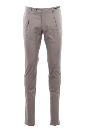 Pantaloni ultralight in cotone stretch PT01 | 5032272 | DS11Z00CLABP230120