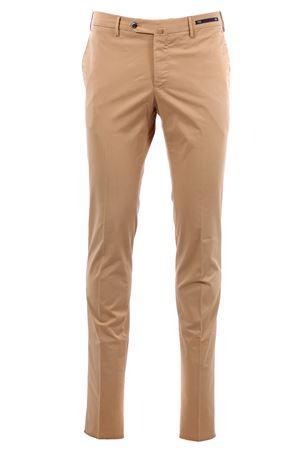 Pantaloni in cotone stretch PT01 | 5032272 | DT01Z00CLATU600084