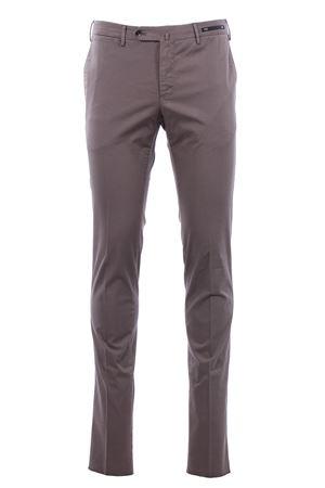 Pantaloni in cotone stretch PT01 | 5032272 | DT01Z00CLATU600120