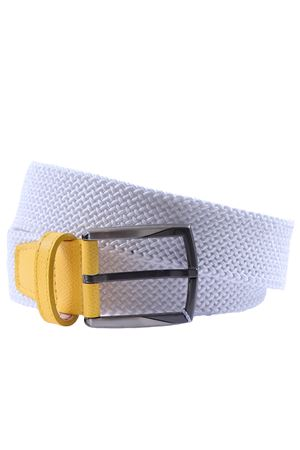 Elasticated belt