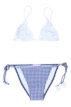Bikini con stampa vichy SELINI | 5032277 | TR38AS SAMPLE