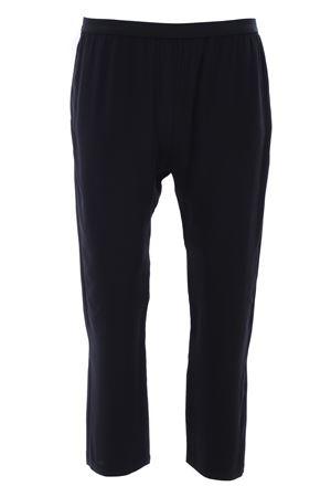Pantaloni in seta con elastico SEMICOUTURE | 5032272 | P8YY8PU09950