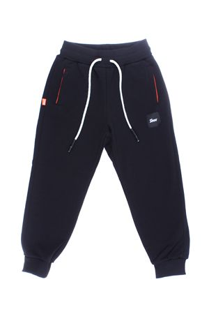 Pantalone jogging in cotone SHOE | 5032272 | E8PM03BLACK