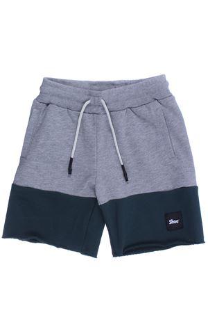 Shorts in cotone SHOE | 30 | E8SM05HEATHER