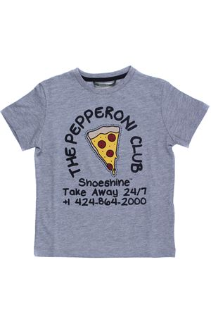 T-shirt manica corta SHOE | 8 | E8TM0110HEATHER