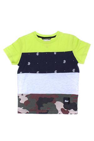 T-shirt in cotone SHOE | 8 | E8TM22/FLIME