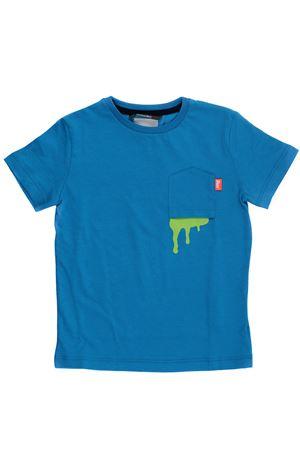 T-shirt manica corta in cotone SHOE   8   E8TM2641AVIO