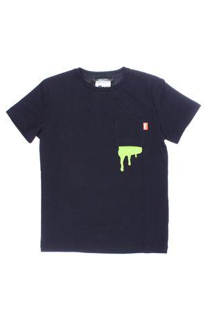 T-shirt manica corta in cotone SHOE | 8 | E8TM2641BLACK
