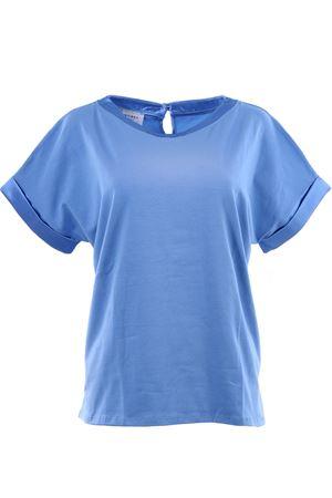T-shirt girocollo in cotone SNOBBY SHEEP | 8 | 37040DENIM