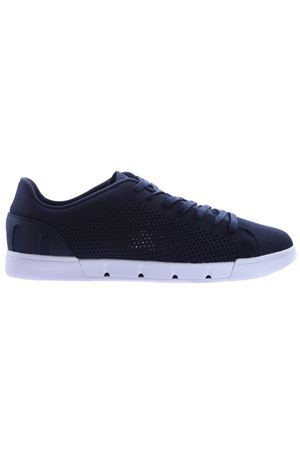 Breeze tennis knit SWIMS | 20000049 | 21285NAVY/WHITE