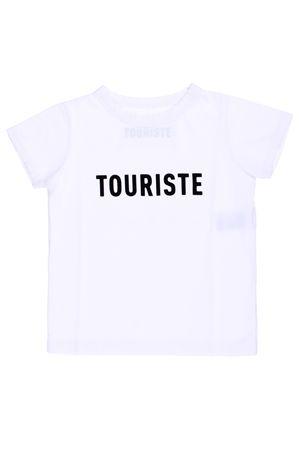 T-shirt manica corta in cotone TOURISTE | 8 | TS001RENNES001