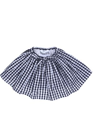 Vichy skirt
