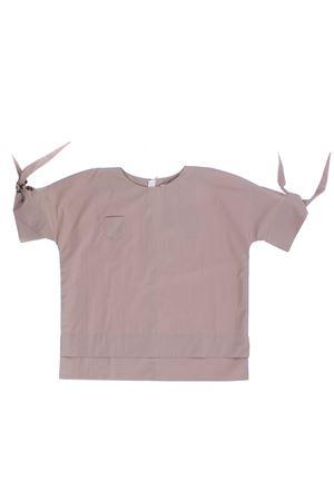 Cotton tunic UNLABEL | 5032279 | BLUETOPSAFARI/SAND