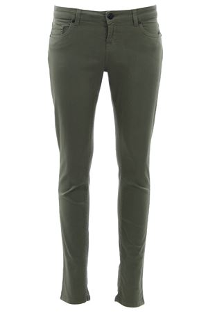 Skinny cotton jeans