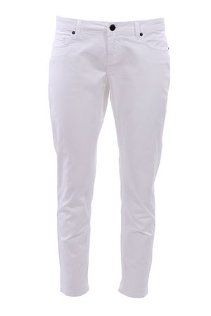 Cotton skinny pants