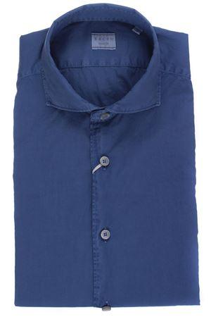 Camicia lavata in cotone super leggero XACUS | 5032279 | 722ML21165007