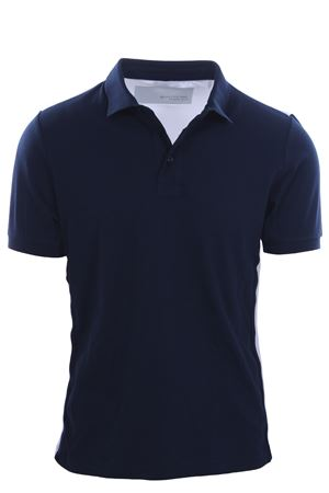 Polo patch bimaterica 2SHIRTS AGO | 2 | POLMN415999