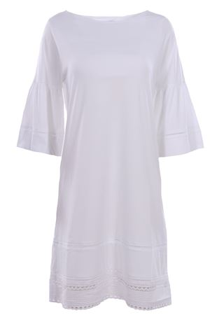 Cotton dress with lace ALPHA   5032276   AD1411O7100