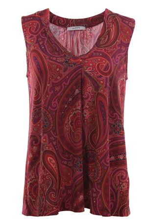 V-neck t-shirt ALPHA | 8 | AD1610A7170