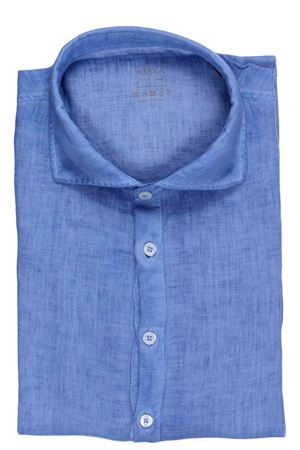 Polo camicia in lino tinto capo old ALTEA | 5032279 | 195400213