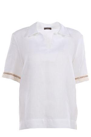 Camicia manica corta in lino ALTEA | 5032279 | 195450029