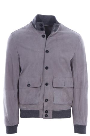 Suede jacket ALTEA | 5032285 | 195721122