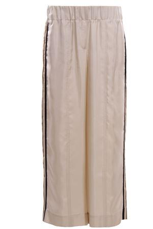 Pantalone palazzo in seta ALYSI | 5032272 | 109131P9056LT