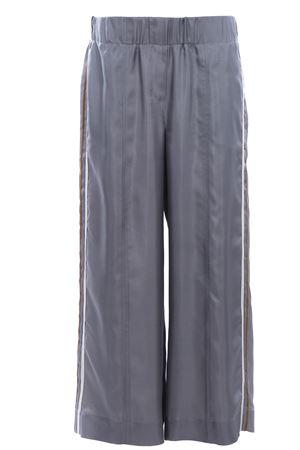 Silk pants ALYSI | 5032272 | 109131P9056PIET
