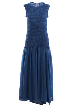 Sleeveless long dress ALYSI | 5032276 | 109315P9020COBALTO