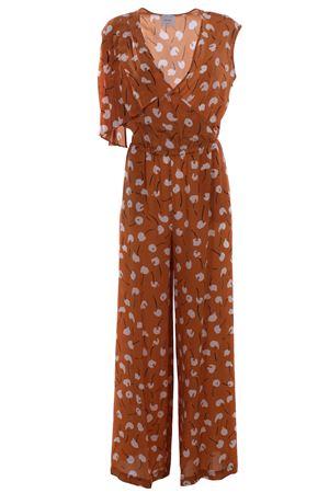 Sleeveless silk jumpsuit ALYSI | 5032302 | 109324P9001MALTO