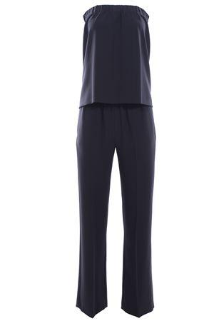 Tuta jumpsuit con fascia staccabile ALYSI | 5032302 | 109501P9047FUMO