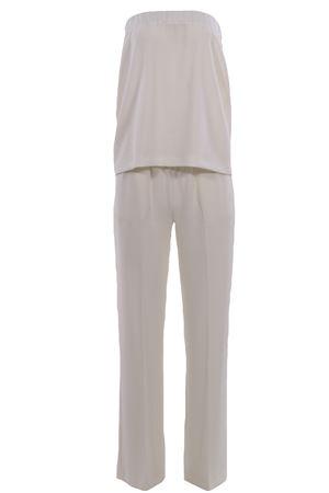 Tuta jumpsuit con fascia staccabile ALYSI | 5032302 | 109501P9047LATTE