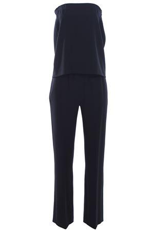 Tuta jumpsuit con fascia staccabile ALYSI | 5032302 | 109501P9047NERO