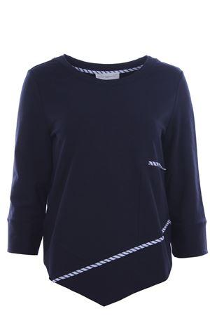 Cotton sweatshirt ANNA SERRAVALLI | -161048383 | S554201