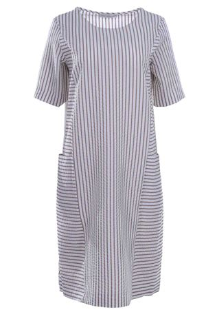 Calf lenght dress ANNA SERRAVALLI | 5032276 | S590012