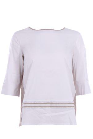 Crew neck t-shirt ANNA SERRAVALLI | 8 | S674014