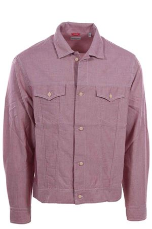 Oxford cotton shirt jacket BAGUTTA | 5032279 | CLINTEL09121030