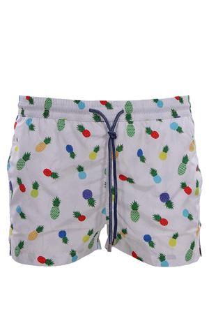 Swim shorts with pineapple print BAIA30REMI | 5032277 | PARAGGI/19AN2