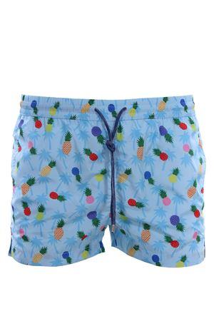 Swim shorts with pineapple print BAIA30REMI | 5032277 | PARAGGI/19AN6